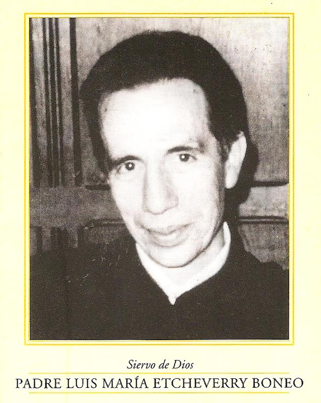 Padre Etcheverry Boneo